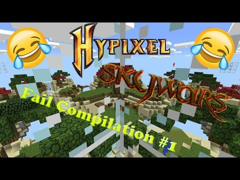 Hypixel Sky Wars | Fail Compilation #1