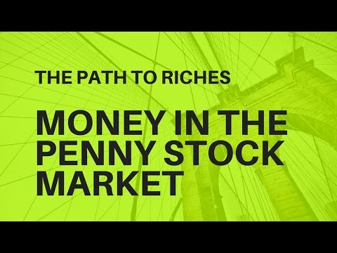 How Much Money Can Be Made In the Penny Stock Market