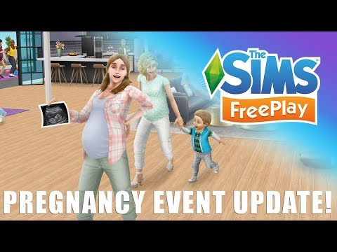 How to get pregnant in The Sims Freeplay (Pregnancy Event Overview)