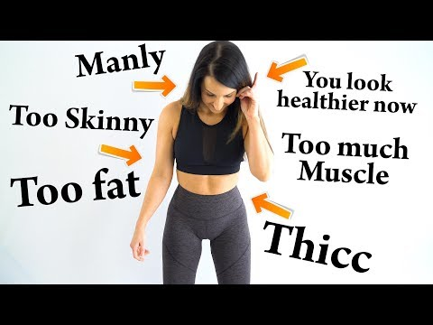 Commenting On Others Bodies