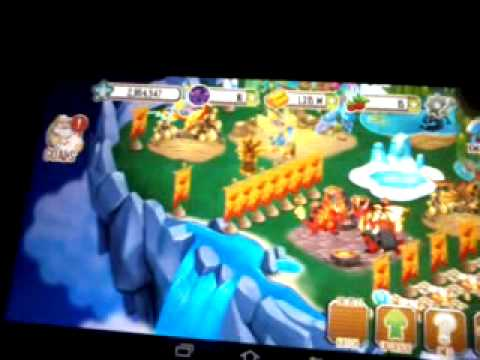 Dragon City Gameplay In Mobile