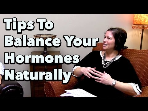 Fertility Tips, Progesterone & Hormones Balancing w/ Dr. Michele Nickels