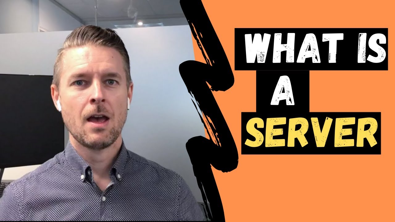 WHAT IS A SERVER | What does it look like | SERVER OVERVIEW