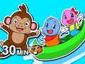 Nursery Rhymes Collection Vol 2 Thursday 30 Kids English Son