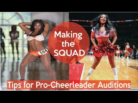 Tips for Making a Dance/Cheer Team