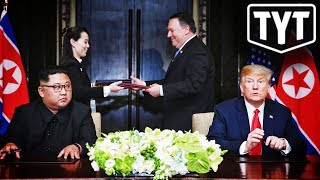 Trump Wanted To Meet Kim Because He Was Bored