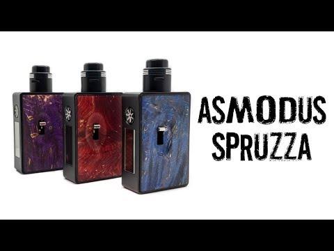 asMODus Spruzza 80W Squonk Kit