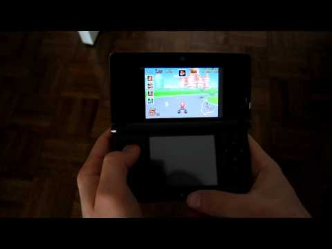 How to play GBA (and DS) games at their native resolution on the 3DS