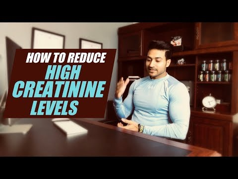 How to Reduce High CREATININE Levels & Increase Low CREATININE Levels | info by Guru Mann