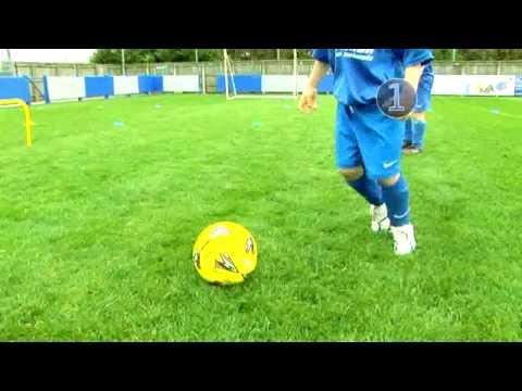 Football Drills - Short Passing