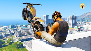 GTA 5 AMAZING Skills #7 (GTA 5 Epic, Stunts, Fails, Wins, Jumping, Thug life)