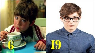 Alex e Co | Federico Russo | Trasformazioni da 1 a 19 anni!