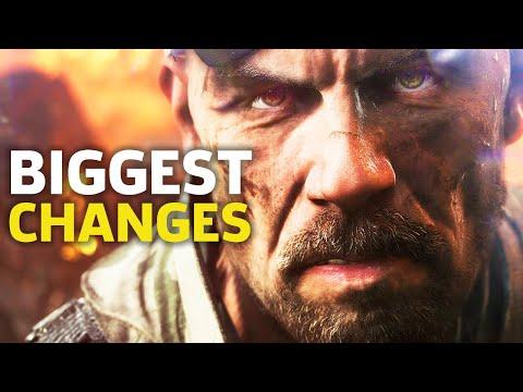 Battlefield 5's Biggest Changes