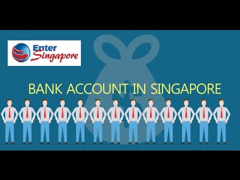 Apply Online for Global Bank Account in Singapore | Foreigners & Expatriates