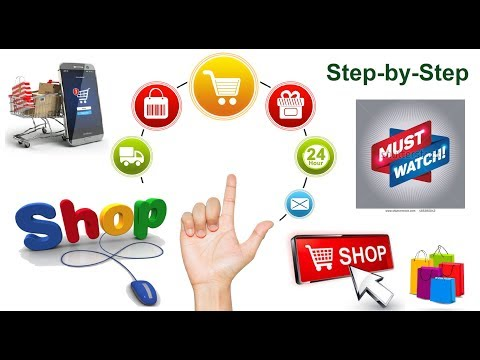 #Hindi Step by Step Quick & Easy Demo How to Shop Buy  Internationally using Mobile  Smartphones