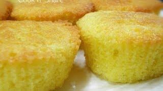 Mamon Sponge Cake