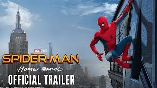 SPIDER-MAN: HOMECOMING - Official Trailer #2 - Starring Tom Holland - In Cinemas July 6