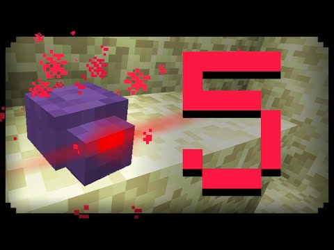 ✔ Minecraft: 5 Things You Didn't Know About the Endermite