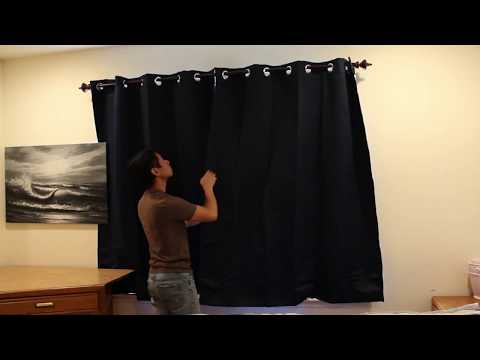 Fairyland Blackout Curtains Review