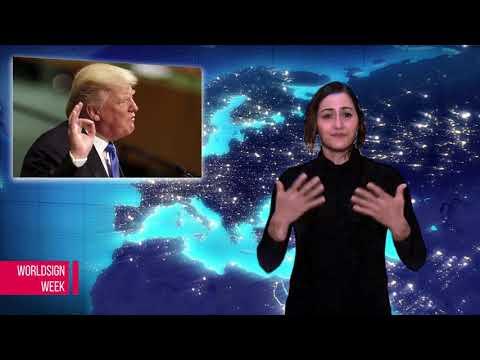 WORLDSIGN   Hurricane Interpreters Went Viral, Mexico Earthquake, Trump's UN Speech and more news…
