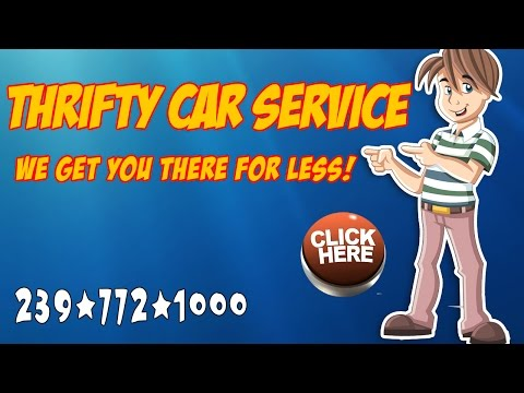 Punta Gorda Airport Transportation Shuttle Service Bonus Review