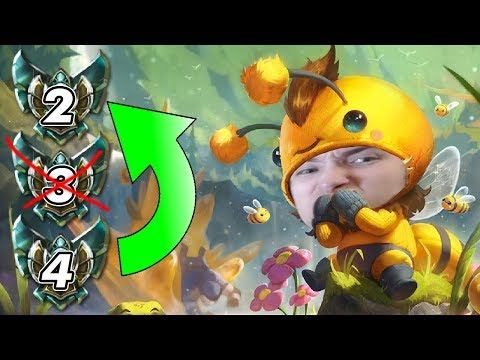 SKIPPING PLAT 3 WITH BEEMO ONLY! WE ALMOST AT DIAMOND!