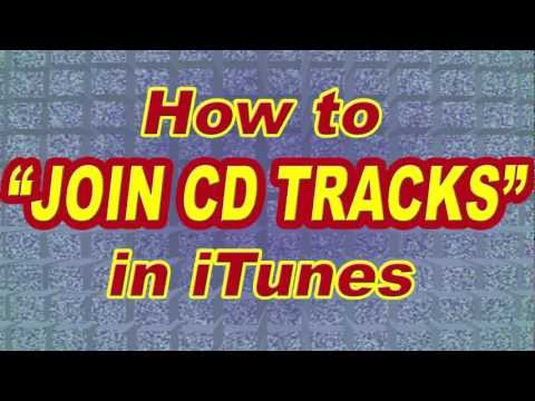 iTunes Tutorial: How to JOIN CD TRACKS. Missing or greyed out songs? Here's my BEST tip!