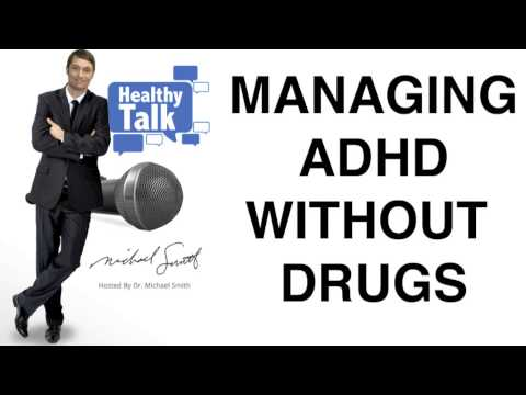 Managing ADHD Without Drugs
