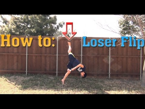 How to do a Loser Flip | Tutorial - Short Breakdown