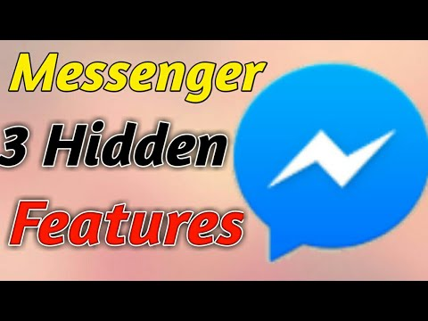 Facebook Messenger 3 Hidden Secret Features 2019