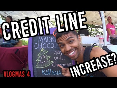 Credit Line Increase for Better Credit || Vlogmas Day 4 || Remove Negative Items