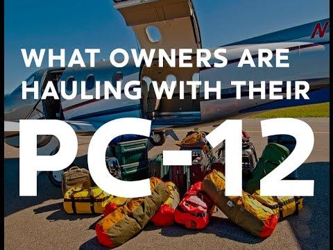 Cargo Capabilities of the Pilatus PC-12