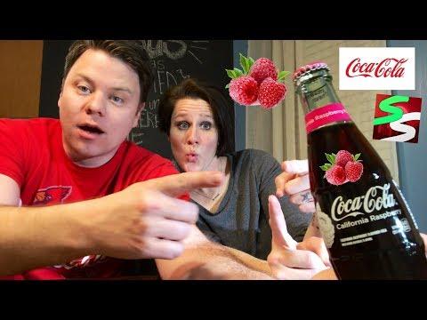 California Raspberry Coca-Cola Drink Review