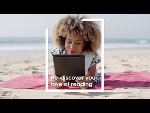 Re-discover Your Love of Reading with the Free Kobo App
