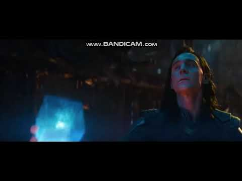 Lokey help to give Infinity stones to Thanos. [Avengers infinity War]