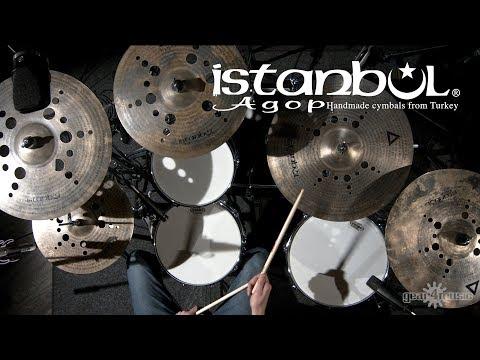 Istanbul Agop Xist Dark iON Cymbals