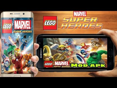 Lego Marvel Superheroes Free Download with Mod apk+obb || By Android Master