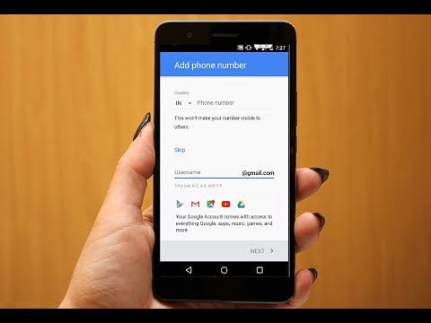 How to Create Gmail Account without Phone Number in Android Phone