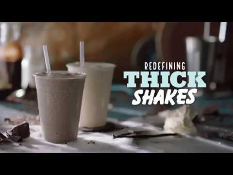 Domino's introduces Thickshakes!