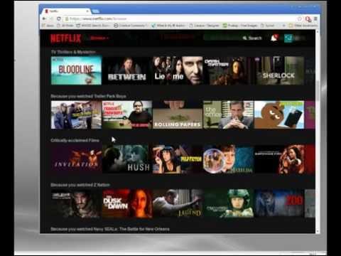Netflix Blocks VPN Services