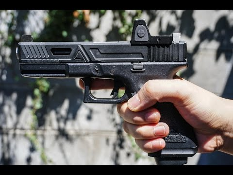 Agency Arms GLOCK 17 Review!