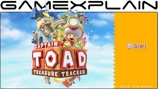 Captain Toad: Treasure Tracker Demo - Game & Watch (Nintendo Switch)