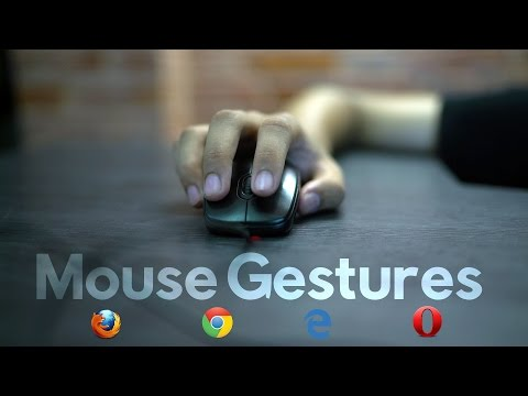 Browse Faster & Better With Mouse Gestures
