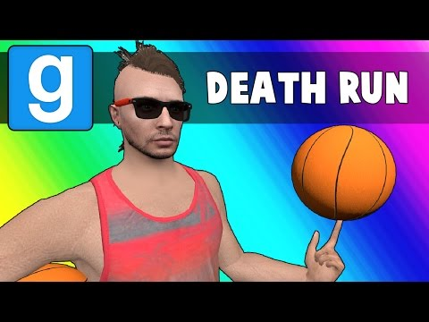 Gmod Deathrun Funny Moments - Late Olympics! (Garry's Mod)