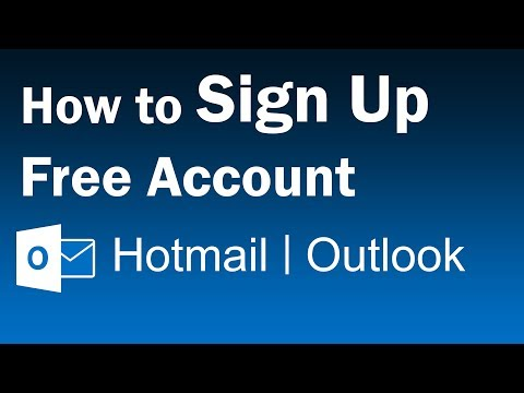 Hotmail Create New Account   Create Outlook Email