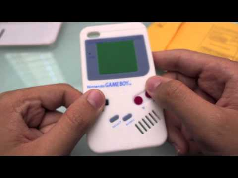 Gameboy Silicone Case Overview iPod Touch 4G | Whoops, Wrong Case
