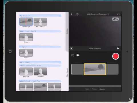 Tips on editing a trailer in iMovie 2 for iPad