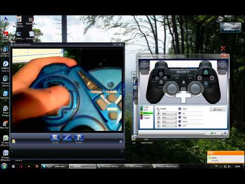 how to configure the gamepad in xpadder