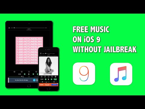 Get Free Music on iOS 9 & 10 | Any iPhone, iPad, iPod Touch | Without Jailbreak