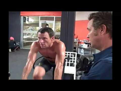 Lance's Lactate Testing